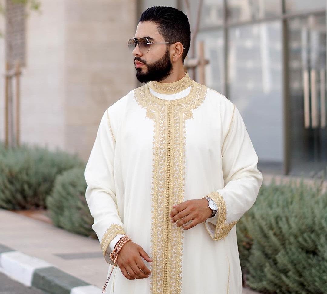 Modèles 2019 de jabador homme mariage , Boutique Caftans